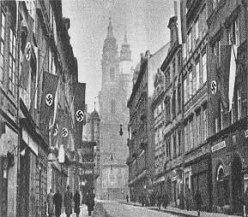 The Swastika Flies Over Prague